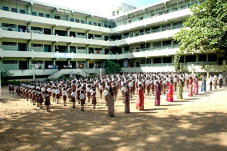 Ranked in the List of Top CBSE Schools in Bangalore
