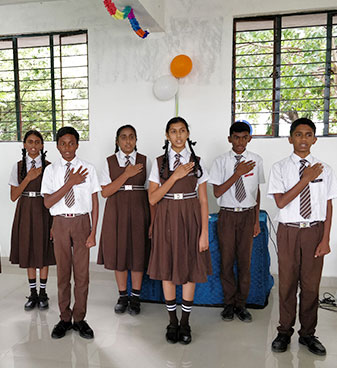 Value based Learning at the best CBSE school in Bangalore